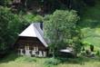canvas print picture - Typisches Schwarzwaldhaus