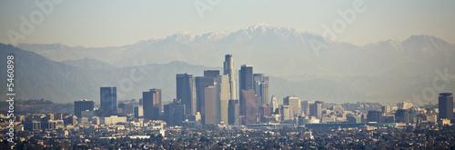 Staande foto Los Angeles Downtown Los Angeles