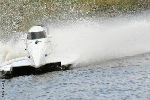 Garden Poster Water Motor sports Speed boat