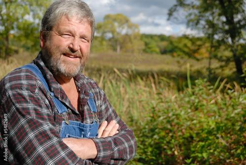 Fotografía  farmer