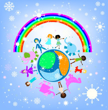 Happy Winter Preschool