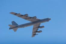 B-52 Heavy Bomber Jet Airplane