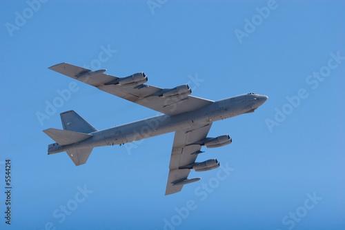 Valokuva B-52 heavy bomber jet airplane