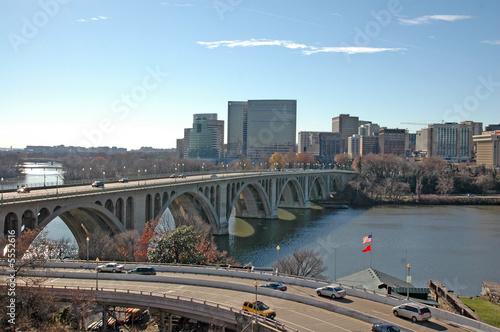 Fotografía  Key Bridge - Rosslyn
