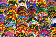 Local Crafts And Souvenirs In Cancun Mexico