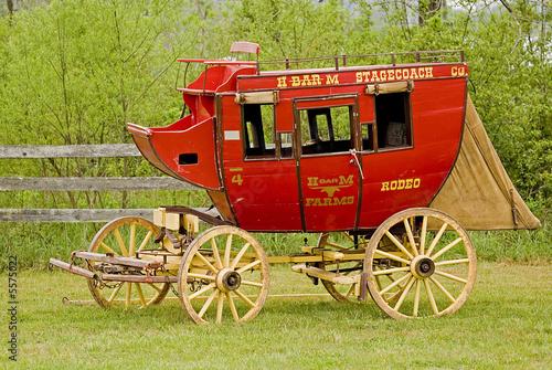 Valokuva  Stagecoach