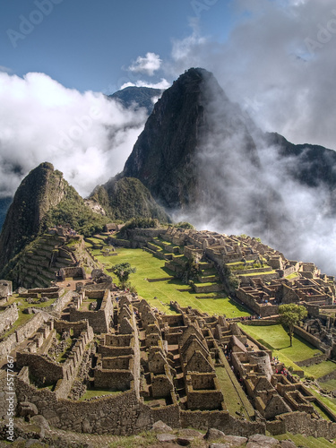 Photo  Machu Picchu (Peru)