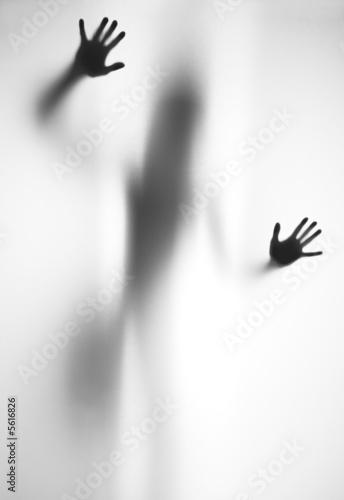 Fototapeta ghost obraz