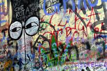 Famous Graffitti Of Jonh Lenon...