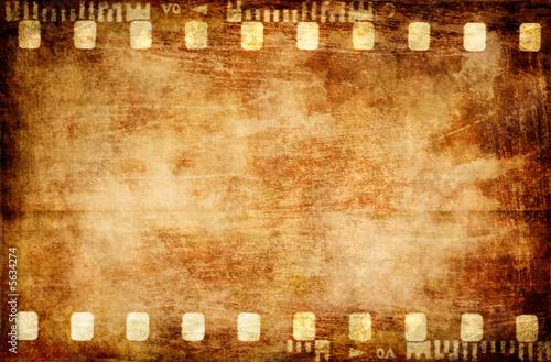 Fotografie, Tablou old grunge filmstrip background