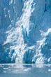 Leinwandbild Motiv Hubbard Glacier in Seward, Alaska