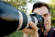 Portrait Of A Photographer Tak...