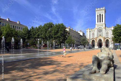 Fotografie, Obraz  Saint Etienne