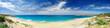 Leinwandbild Motiv Panorama Of Butlers Beach, South Australia