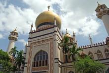 Sultan's Mosque, Singapore.