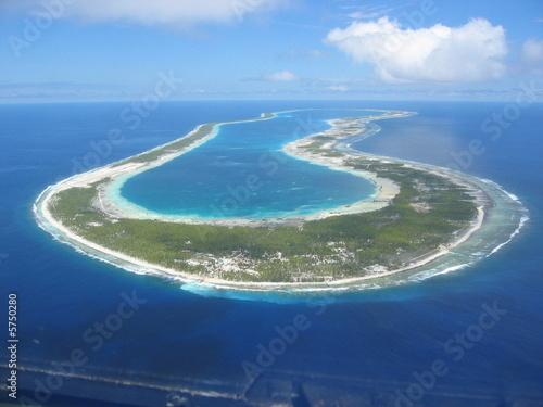 Photo Atoll de Réao