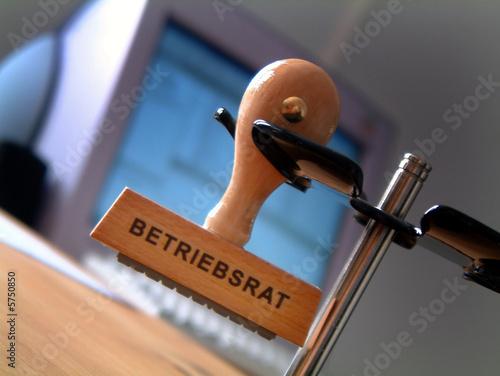 Fotografía Stempel Betriebsrat