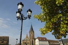 Wissembourge En Alsace