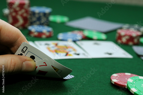 Photo Texas Hold'em poker