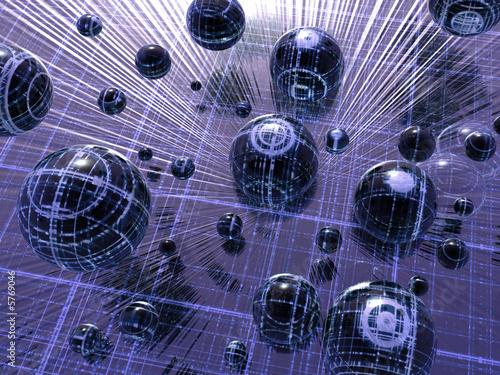 futurystyczna-abstrakcyjna-grafika-3d-cyberprzestrzen
