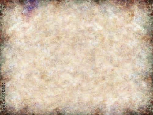 Fotografie, Obraz  Grunge texture painted muslin background