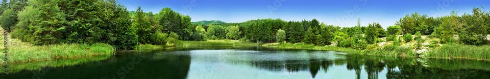 Fototapeta Lake Of Dream