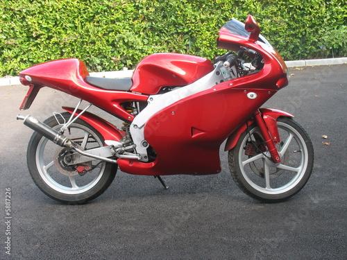 Photo ma moto
