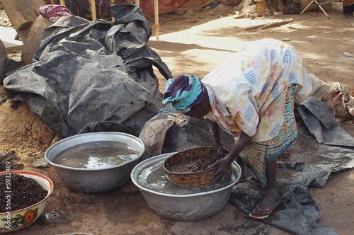 Staande foto Afrika Vieux Bobo-Dioulasso