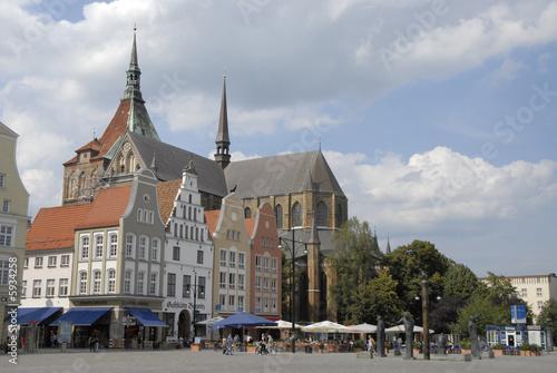Fotografía  Neuer Markt Rostock