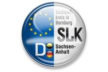 Autokennzeichen: SLK, Salzlandkreis In Bernburg