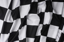 This Is A Real Checkered Flag Of High Quality