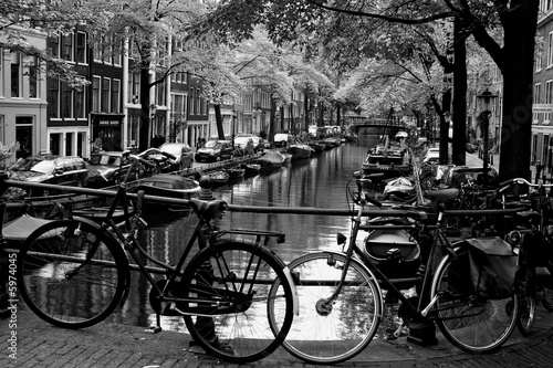 Photo  Bloemgracht d'Amsterdam