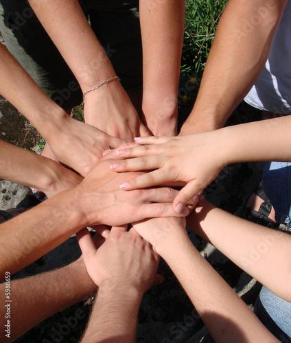Fototapety, obrazy: hands