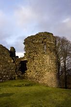 Old Inverlochy Castle, Fort William , Scotland, UK