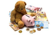 Teddy In Money