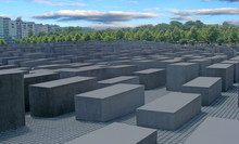 Memorial To The Murdered Jews