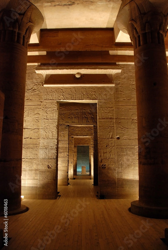 The Philae temple, Egypt #6018463