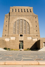 Voortrekker Monument To The Eu...