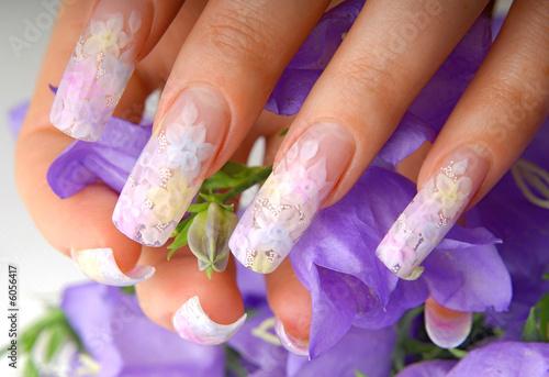Staande foto Manicure 6056417