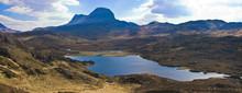 Mount Sulven, Assynt - Western Highlands Of Scotland