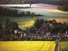 Turvilkle Village In The Bucki...