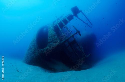 Photo Stands Shipwreck relitto