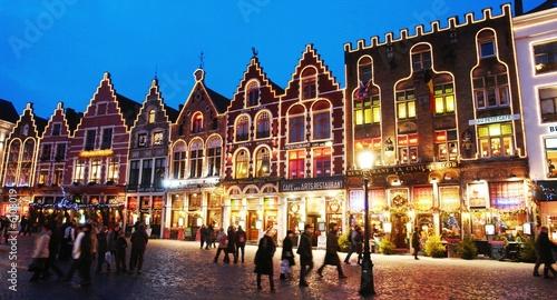 In de dag Brugge In Brugge