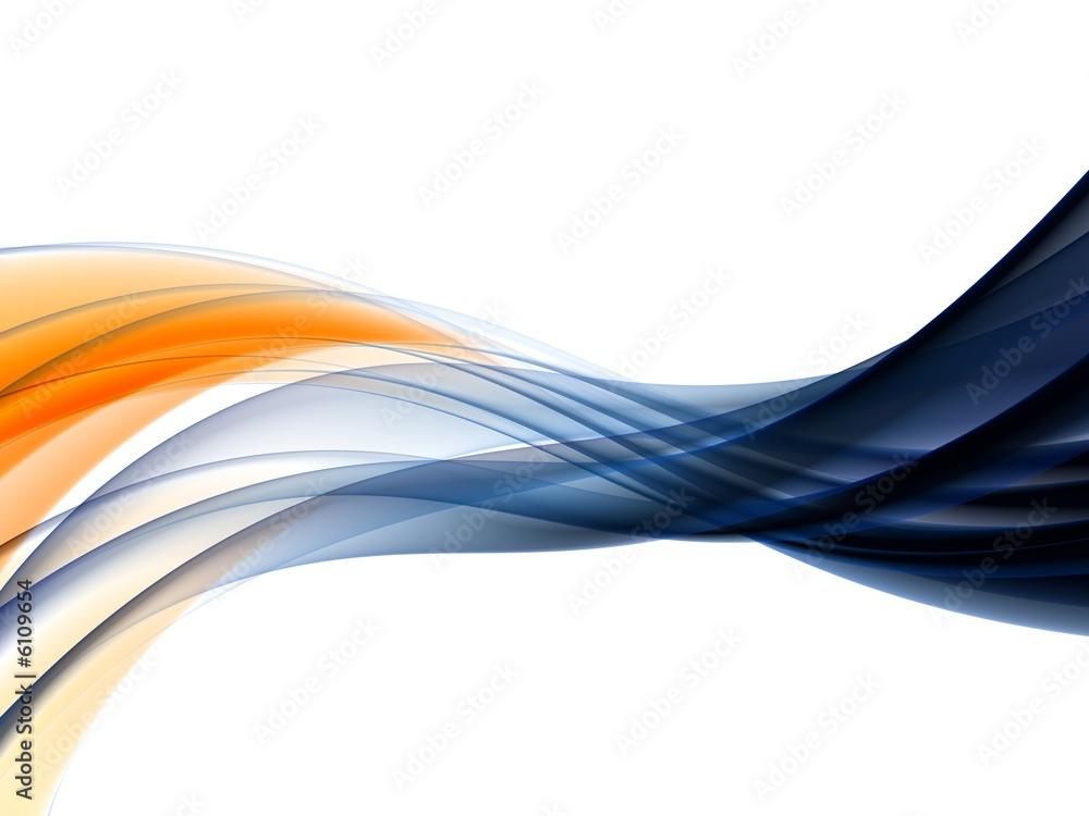 blau gelber schleier <span>plik: #6109654 | autor: SciePro</span>