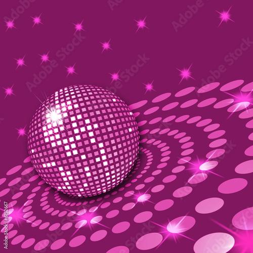 Fotografía  Pink Disco