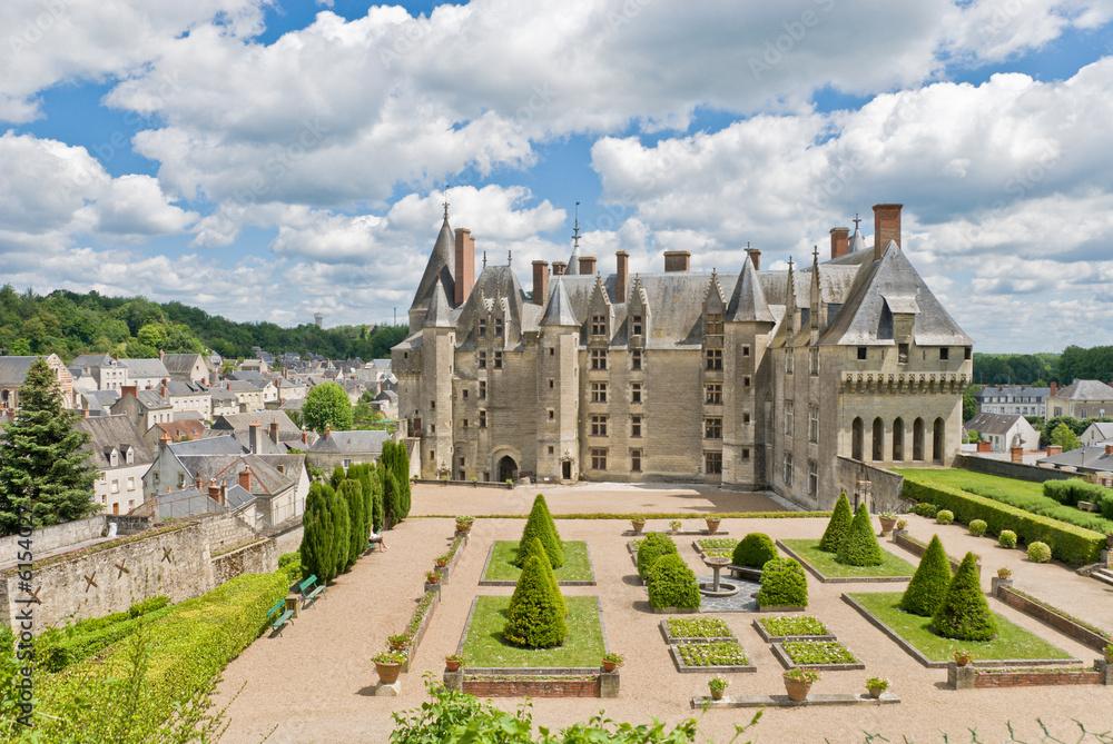 Chateau Langeais <span>plik: #6154027 | autor: Demid</span>