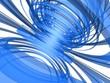 abstrakte 3d form