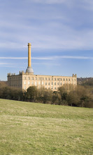 The Bliss Tweed Wool Mill Now Converted Into Flats