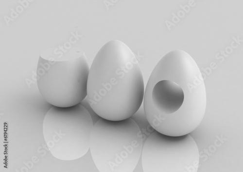 Fényképezés  EggShapes