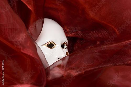Fotografia, Obraz  Venezianische Maske